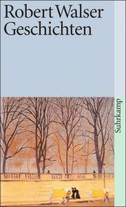 Geschichten Walser, Robert 9783518376027