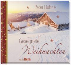 Gesegnete Weihnachten Hahne, Peter 9783842935587