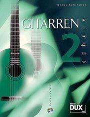 Gitarrenschule 2 Schindler, Klaus 9783934958111