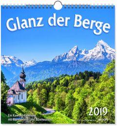 Glanz der Berge 2020  9783880872905