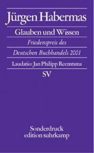 Glaube und Wissen Habermas, Jürgen 9783518066515