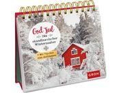 God Jul: 24x skandinavischer Winterzauber  9783848500154