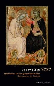 Goldwelten - Beuroner Kunstkalender 2020  9783870713669