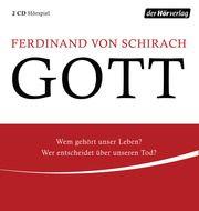 GOTT Schirach, Ferdinand von 9783844537789