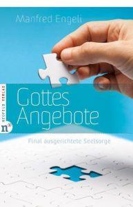 Gottes Angebote Engeli, Manfred 9783862560202