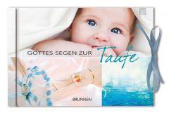 Gottes Segen zur Taufe Eva M Busch 9783765564925