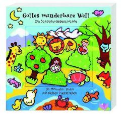 Gottes wunderbare Welt Zobel-Nolan, Allia 9783460242432