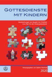 Gottesdienste mit Kindern Sabine Meinhold/Runa Sachadae 9783374059126