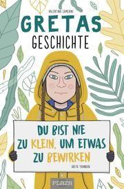Gretas Geschichte Camerini, Valentina 9783958439849