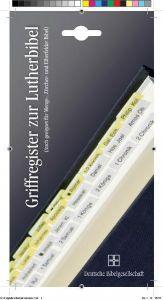 Griffregister zur Lutherbibel  9783438063038