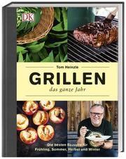 Grillen - das ganze Jahr Heinzle, Tom 9783831036400