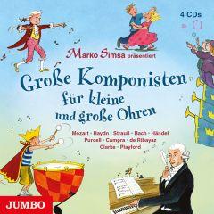 Große Komponisten für kleine und große Ohren  9783833739378