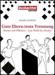 Gute Eltern trotz Trennung Schmidt, Volker 9783038751571