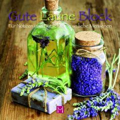 Gute Laune Block - Lavendel  4027537000415