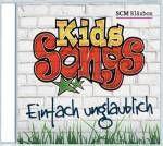 Kids-Songs 1 - Einfach unglaublich (CD)