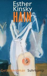 Hain Kinsky, Esther 9783518469514