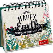 Happy Earth - mit der Natur durchs ganze Jahr  9783848524495