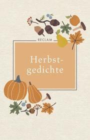Herbstgedichte Evelyne Polt-Heinzl/Christine Schmidjell 9783150112410