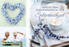 Herzlichen Glückwunsch zur Silberhochzeit Irmtraut Fröse-Schreer 9783765513022