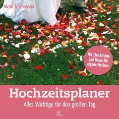 Hochzeitsplaner Schenderlein, Nicole 9783935992671