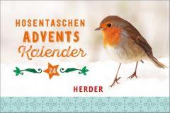 Hosentaschen-Adventskalender  9783451378485
