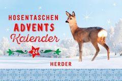 Hosentaschen-Adventskalender  9783451381614
