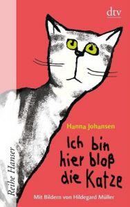 Ich bin hier bloß die Katze Johansen, Hanna 9783423624374