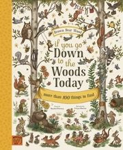 If You Go Down to the Woods Today... Piercey, Rachel 9781913520052