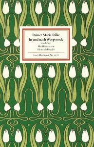 In und nach Worpswede Rilke, Rainer Maria 9783458192084