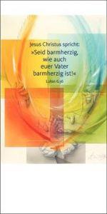 Jahreslosung 2021 - Faltkarte mit Betrachtung (5er-Set) Münch, Eberhard 4251693900061