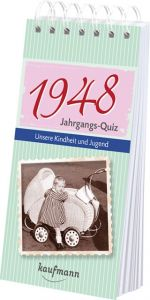 Jahrgangs-Quiz 1948 Jacob, Tom/Nußbaum-Jacob, Daniela 9783780615480