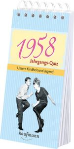 Jahrgangs-Quiz 1958  9783780615589
