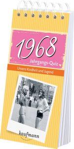 Jahrgangs-Quiz 1968  9783780615688