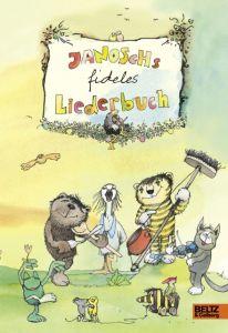Janoschs fideles Liederbuch JANOSCH 9783407820365