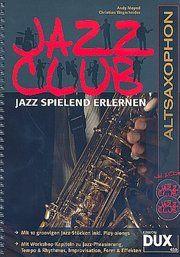 Jazz Club Altsaxophon Mayerl, Andy/Wegscheider, Christian 9783868492125