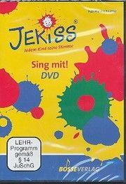 JEKISS - Jedem Kind seine Stimme Reuther, Inga Mareile 9783764928544