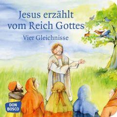 Jesus erzählt vom Reich Gottes Arnold, Monika 9783769821581