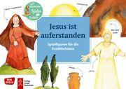 Jesus ist auferstanden - Spielfiguren für die Erzählschiene Petra Lefin 4260179515125
