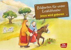 Jesus wird geboren Brandt, Susanne/Nommensen, Klaus-Uwe 4260179510373