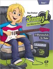 Jimmy! Der Gitarren-Chef 1 Selina Peterson 9783868493085