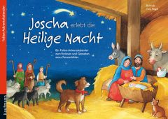 Joscha erlebt die Heilige Nacht Bellinda/Nagel, Tina 9783780608864