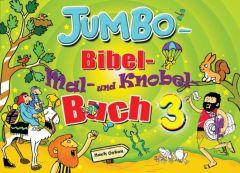 Jumbo-Bibel-Mal- und Knobelbuch 3 Calvin Weißenborn 9783868273861