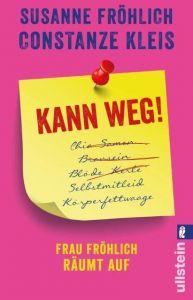 Kann weg! Fröhlich, Susanne/Kleis, Constanze 9783548377902