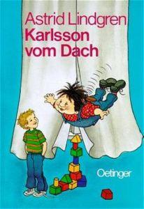 Karlsson vom Dach Lindgren, Astrid 9783789141119