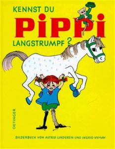 Kennst du Pippi Langstrumpf? Lindgren, Astrid 9783789159305