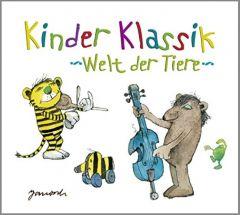 Kinder Klassik - Welt der Tiere  0888751485921