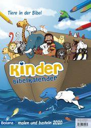 Kinderbibelkalender 2020  9783927744271
