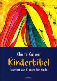 Kleine Calwer Kinderbibel Butt, Christian 9783766841704