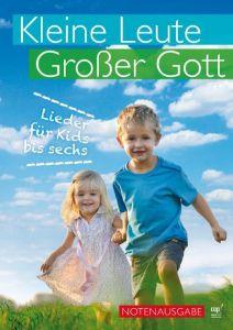 Kleine Leute - Großer Gott Andreas Claus 9783867731393