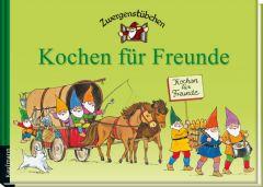 Kochen für Freunde Schuster, Elke/Schuster, Timo 9783780620057